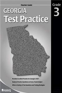 Download Georgia Test Practice Teacher Guide, Grade 3 djvu