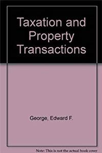 Download Taxation and Property Transactions djvu