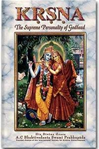 Download Krsna, the Supreme Personality of Godhead: A Summary Study of Srila Vyasadeva's Bhagavat Purana, 10th Canto, complete in one volume. djvu