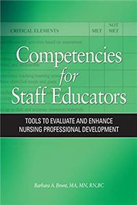 Download Competencies for Staff Educators: Tools to Evaluate and Enhance Nursing Professional Development djvu
