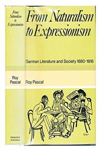 Download From naturalism to expressionism;: German literature and society 1880-1918 djvu