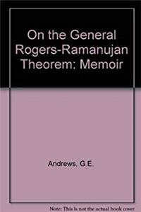 Download On the general Rogers-Ramanujan theorem (Memoirs of the American Mathematical Society, no. 152) djvu