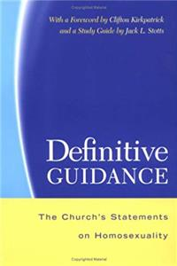 Download Definitive Guidance: The Church's Statements on Homosexuality djvu