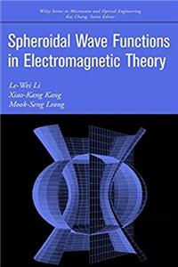 Download Spheroidal Wave Functions in Electromagnetic Theory djvu