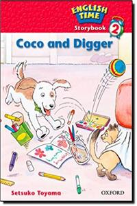 Download English Time 2: Storybook: Coco and Digger djvu