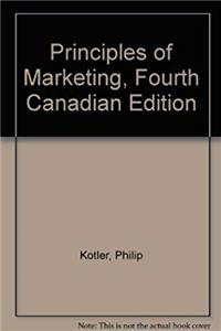 Download Principles of Marketing, Fourth Canadian Edition djvu