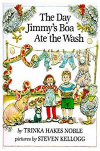 Download The Day Jimmy's Boa Ate the Wash djvu