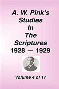 Download A. W. Pink's Studies in the Scriptures, 1928-29, Vol. 04 of 17 djvu