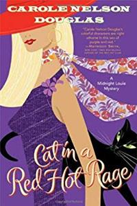 Download Cat in a Red Hot Rage (Midnight Louie Mysteries) djvu