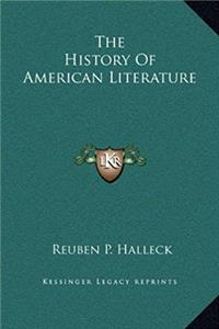 Download The History Of American Literature djvu