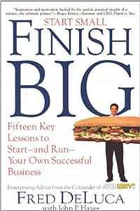 Download Start Small, Finish Big: 15 Key Lessons to Start--and Run--Your Own Successful Business djvu
