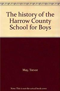 Download The history of the Harrow County School for Boys djvu