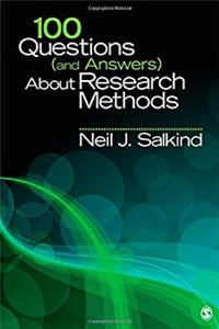 Download 100 Questions (and Answers) About Research Methods (SAGE 100 Questions and Answers) djvu