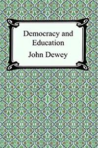 Download Democracy and Education djvu