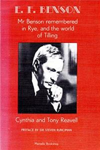 Download EF Benson: Mr. Benson Remembered in Rye and the World of Tilling djvu