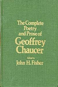 Download The Complete Poetry and Prose of Geoffrey Chaucer djvu