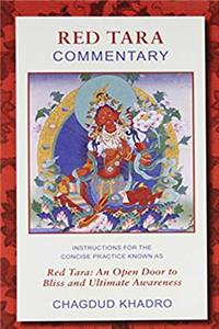 Download Red Tara Commentary: Instructions for the Concise Practice Known as Red Tara: An Open Door to Bliss and Ultimate Awareness djvu