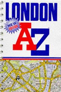 Download A. to Z. London Street Atlas (London Street Atlases) djvu