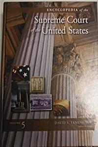 Download Encyclopedia of the Supreme Court of the United States djvu