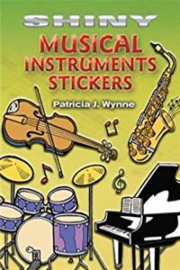 Download Shiny Musical Instruments Stickers (Dover Little Activity Books Stickers) djvu