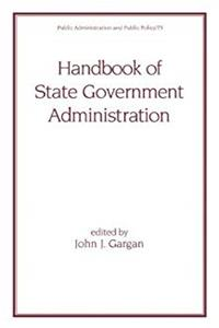 Download Handbook of State Government Administration (Public Administration and Public Policy) djvu