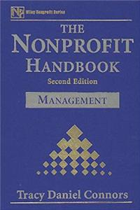 Download The Nonprofit Handbook, Management (Nonprofit Law, Finance, and Management Series) djvu