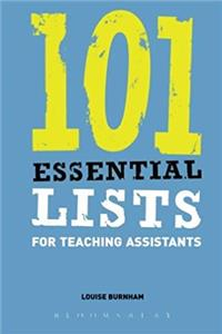 Download 101 Essential Lists for Teaching Assistants djvu