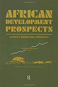 Download African Development Prospects: A Policy Modelling Approach djvu